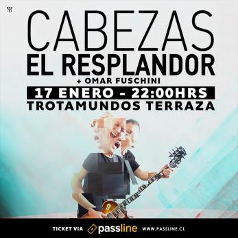 Carlos Cabezas Presenta El Resplandor En Vivo Trotamundos