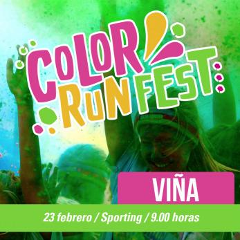 The Color Run 2020.Color Run Fest Vina Del Mar Passline