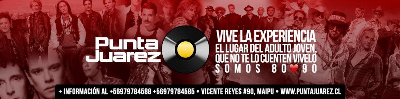 Punta Juarez Discotheque Somos 80&90