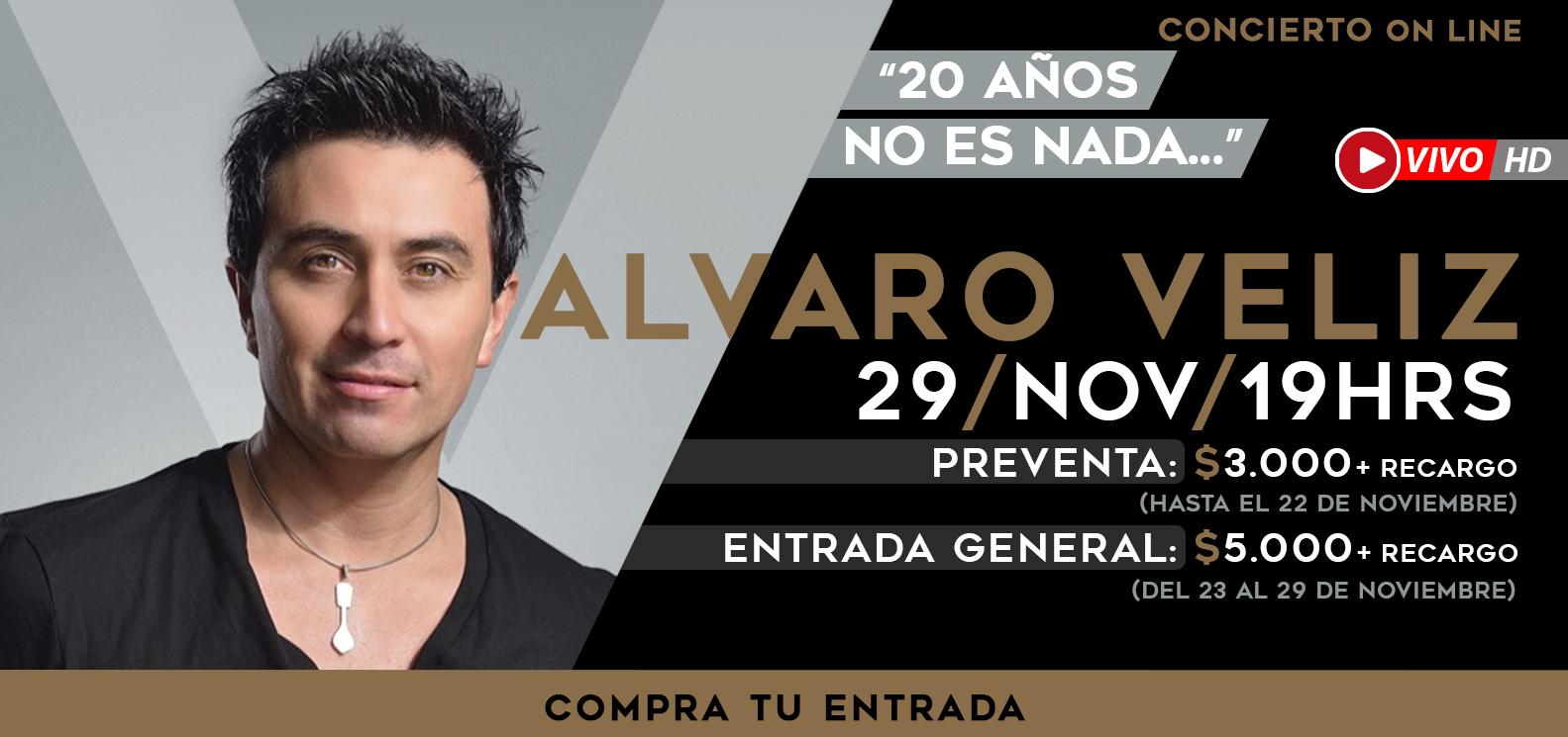 Alvaro Veliz