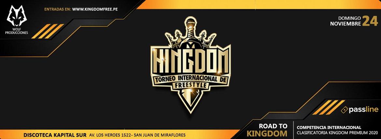 Road To Kingdom