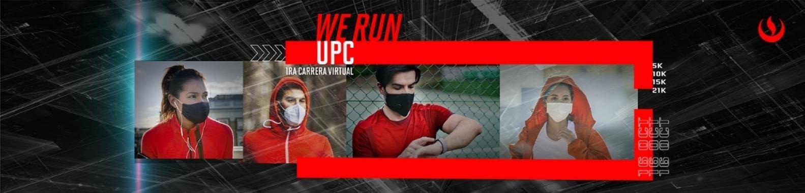 We Run UPC