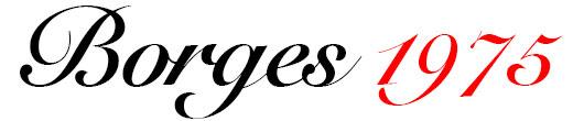 Borges 1975 SRL